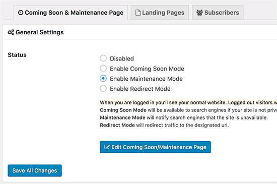 افزونه صفحه در دست ساخت SeedProd Pro برای وردپرس