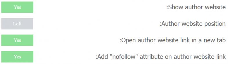 نمایش اطلاعات نویسنده به صورت واکنش گرا در وردپرس با افزونه Simple Author Box