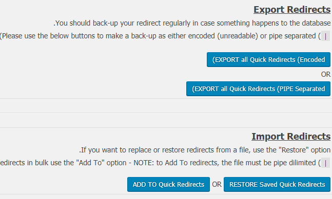 تغییر مسیر آدرسها در وردپرس با افزونه Quick Page/Post Redirect