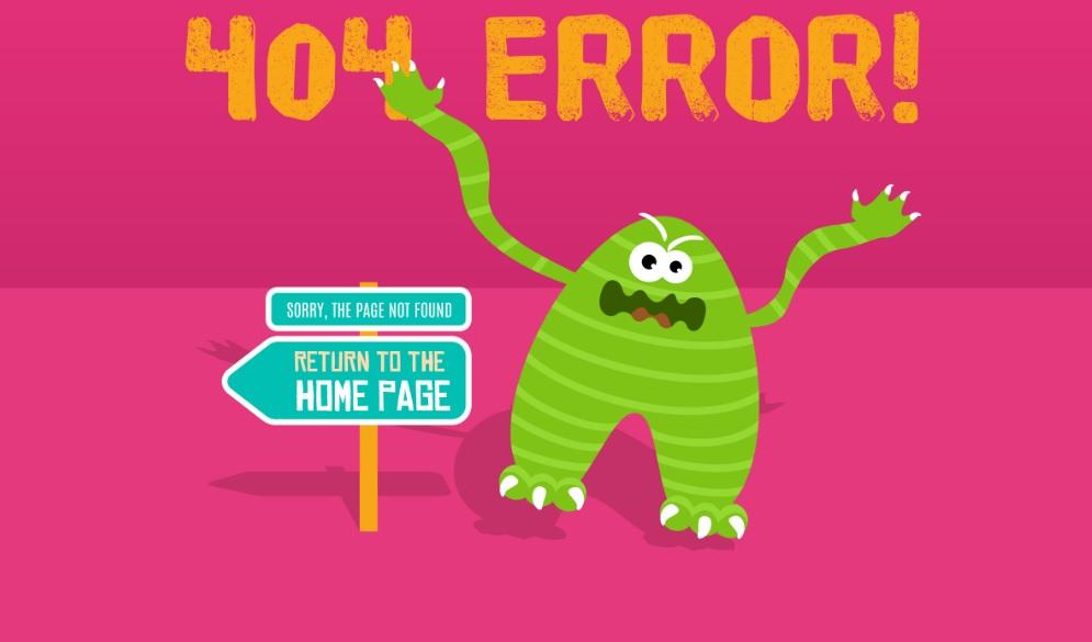 ایجاد صفحه 404 به صورت سفارشی در وردپرس با افزونه 404page