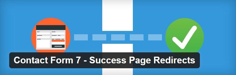 انتقال کاربر پس از تکمیل فرم تماس باما 7 با افزونه Success Page Redirects