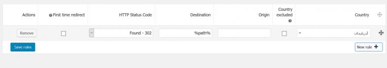 انتقال کاربران براساس IP در ووکامرس با افزونه YITH GeoIP Language Redirect