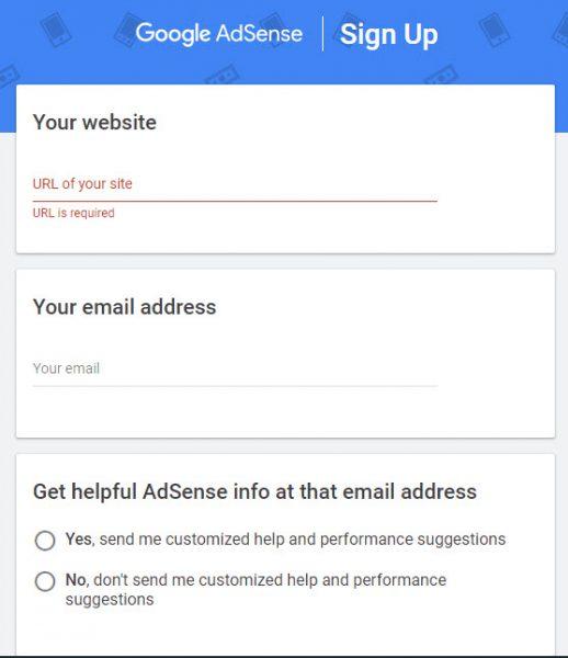 کسب درآمد از Google Adsense و افزودن آن به وردپرس