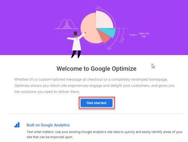 آموزش اضافه کردن Google Optimize به وردپرس