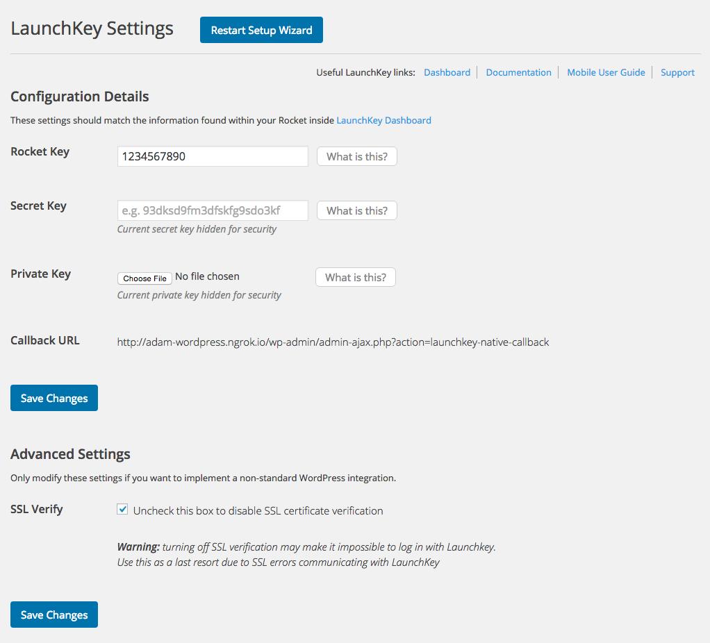افزونه امنیتی ورود به حساب کاربری با اسکن چهره LaunchKey