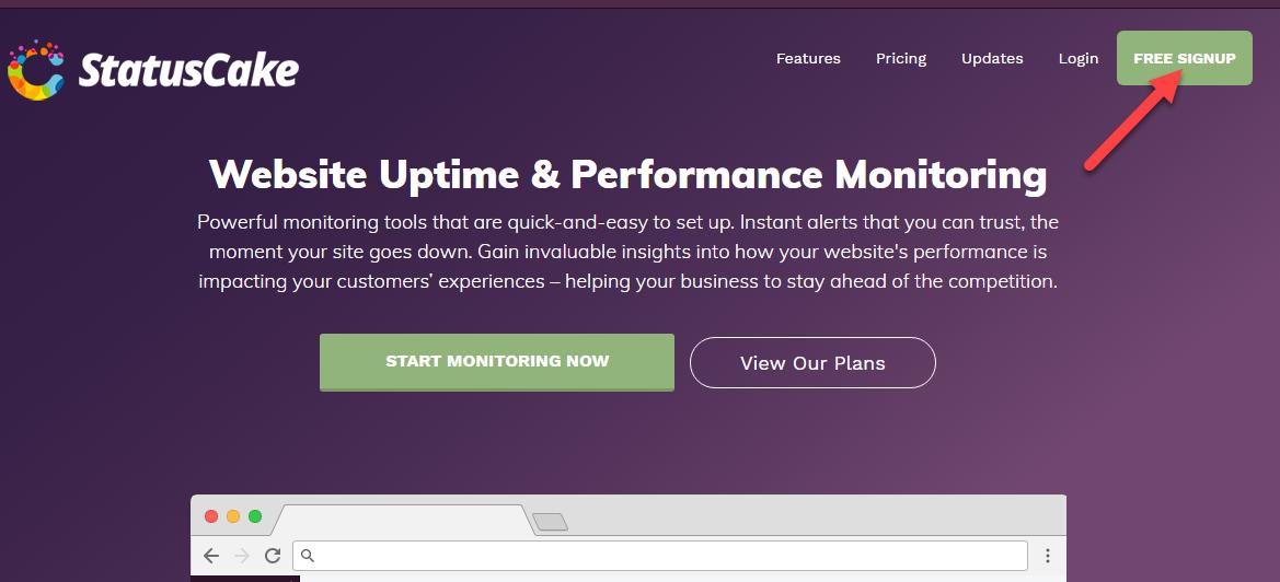 بررسی وضعیت Uptime سایت با ابزارهای آنلاین