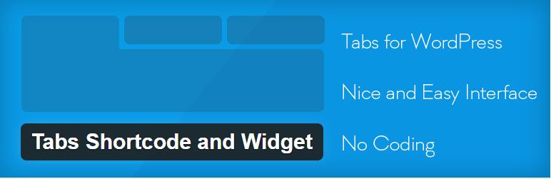 ایجاد محتوای تب بندی شده در وردپرس با افزونه Tabs Shortcode and Widget