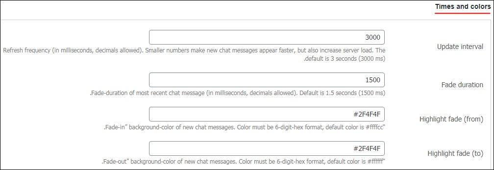 ساخت چت روم در وردپرس با افزونه Simple Ajax Chat