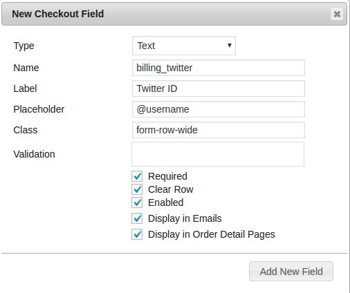 افزودن فیلد دلخواه در ووکامرس با افزونه WooCommerce Checkout Field Editor