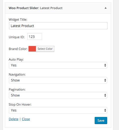 افزونه اسلایدر محصولات ووکامرس WooCommerce Product Slider