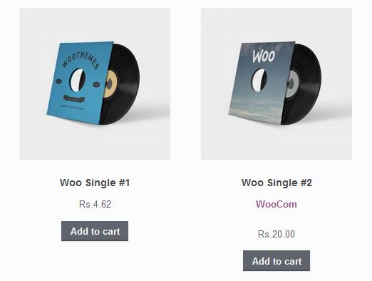 افزودن زیرنویس به محصولات در ووکامرس WooCommerce Product Subtitle