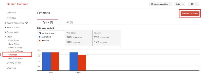 آموزش ساخت و معرفی نقشه سایت xml وردپرس در گوگل