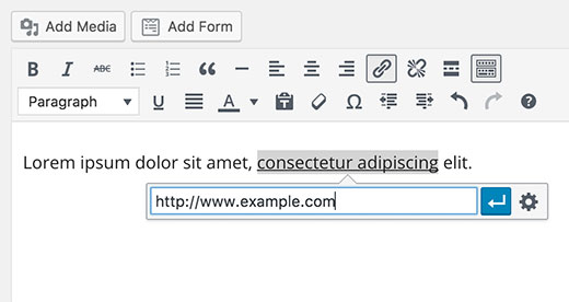 چگونه آدرس ایمیل را در وردپرس لینک کنیم
