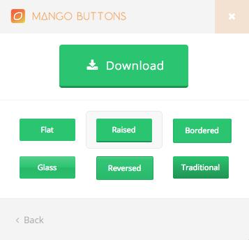 ساخت دکمه های دلخواه در وردپرس با افزونه Mango Buttons