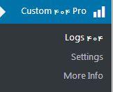 عیب یابی خطای 404 در وردپرس با افزونه Custom 404 Pro