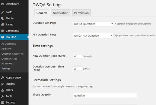 ایجاد پرسش و پاسخ در وردپرس با افزونه DW Question & Answer