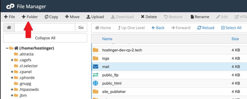 آموزش آپلود فایل HTML در وردپرس