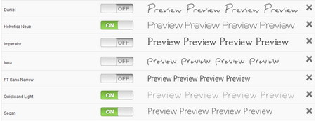 افزونه مدیریت و تغییر فونت در وردپرس FontPress
