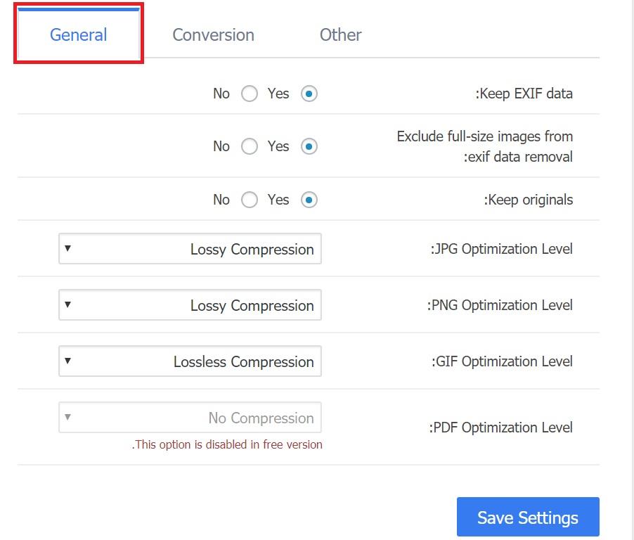 بهینه کردن تصاویر بدون افت کیفیت در وردپرس با افزونه Image Optimizer Wd