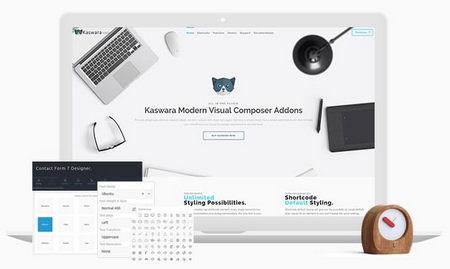 افزایش امکانات صفحه ساز WPBakery با افزونه Kaswara نسخه 3.0