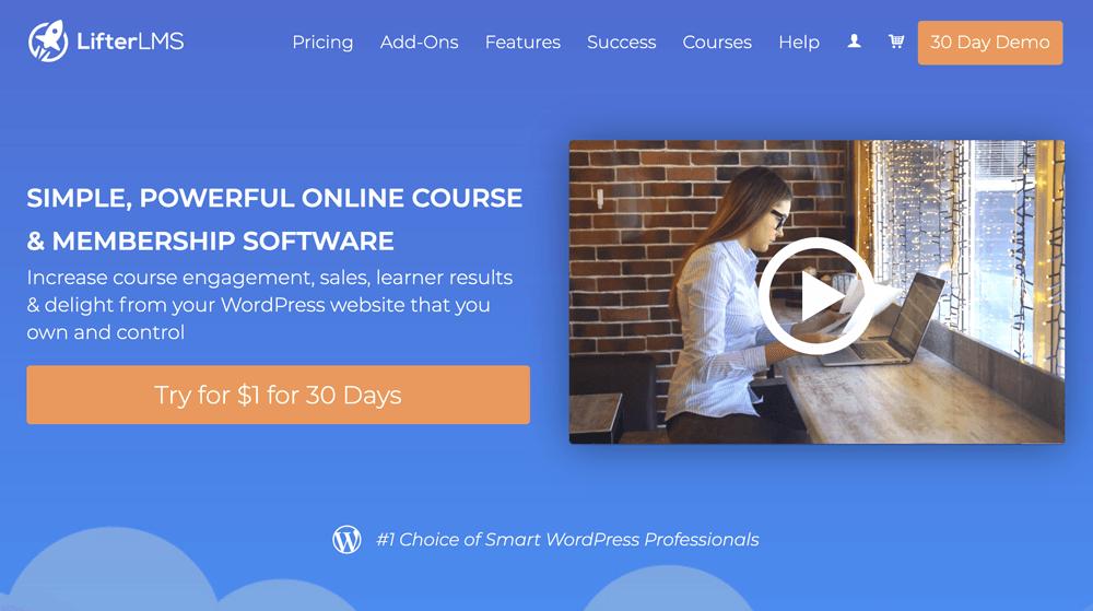بهترین افزونه آموزش آنلاین وردپرس چیست؟