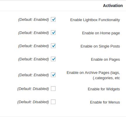 نمایش تصاویر به صورت لایت باکس در وردپرس با افزونه Simple Lightbox