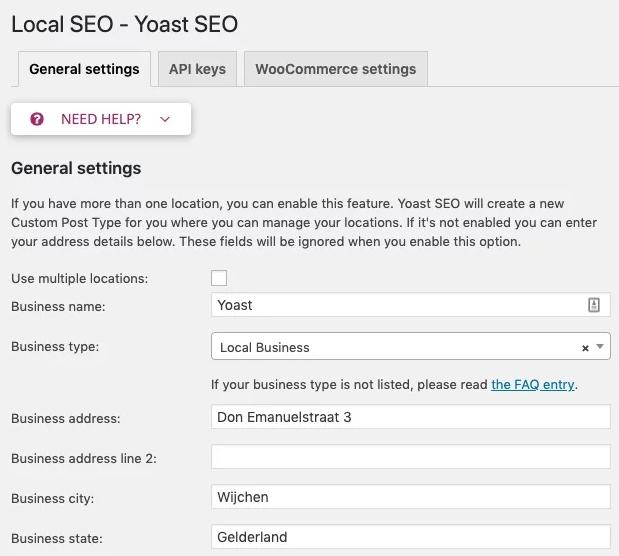 تغییرات نسخه 11 افزونه Yoast SEO در وردپرس
