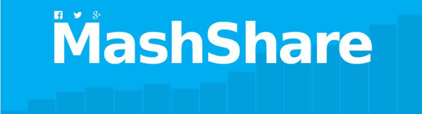اشتراک گذاری مطالب وردپرس در شبکه های اجتماعی با افزونه MashShare