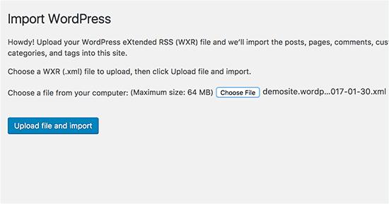 ترکیب کردن دو سایت وردپرس بدون از دست رفتن سئو