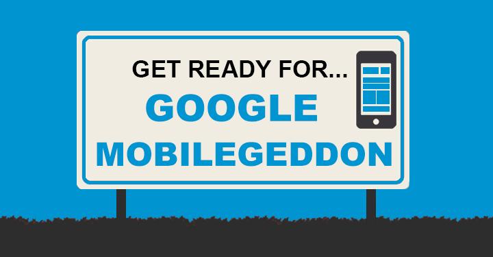سئو سایت برای موبایل با الگوریتم Mobilegeddon گوگل