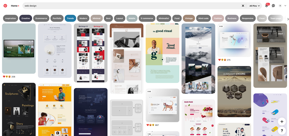 معرفی ۲ منبع عالی ایده برای طراحی رابط کاربری