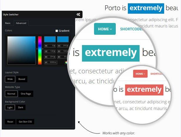 دانلود قالب چندمنظوره Porto به صورت HTML