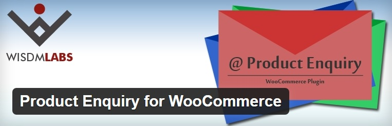 طرح سوال در مورد محصول در ووکامرس با افزونه Product Enquiry for WooCommerce