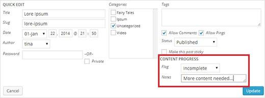 افزودن درصد پیشرفت مطالب در وردپرس با افزونه Content Progress