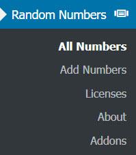 نمایش آمار تصادفی در وردپرس با افزونه TF Random Number