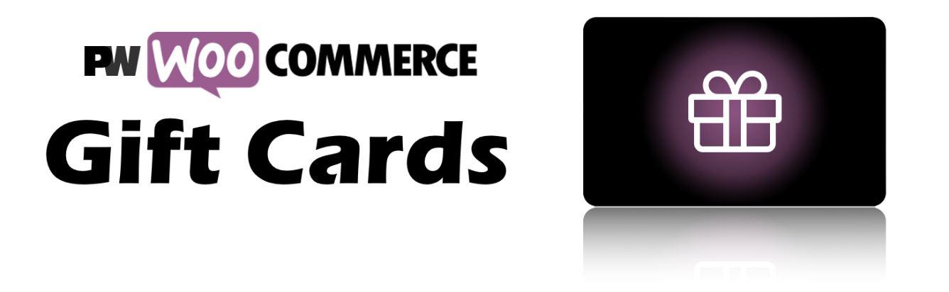 فروش کارت هدیه در وردپرس با افزونه PW WooCommerce Gift Cards