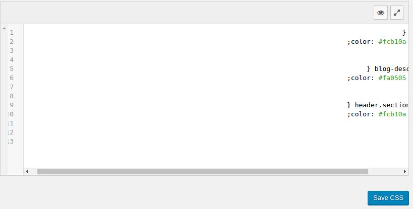 ویرایش آنلاین کدهای استایل وردپرس با افزونه SiteOrigin CSS