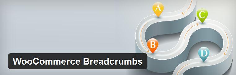 اضافه کردن breadcrumbs در فروشگاه ساز ووکامرس با افزونه WooCommerce Breadcrumbs