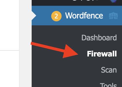 آموزش راه اندازی افزونه Wordfence Security