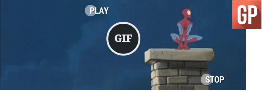 نمایش تصاویر متحرک در وردپرس با افزونه WP GIF Player